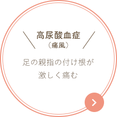 高尿酸血症 (痛風)